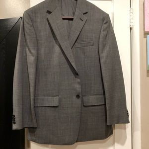 Gray Michael Kors Suit